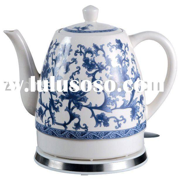 1.2L classic ceramic electric kettle