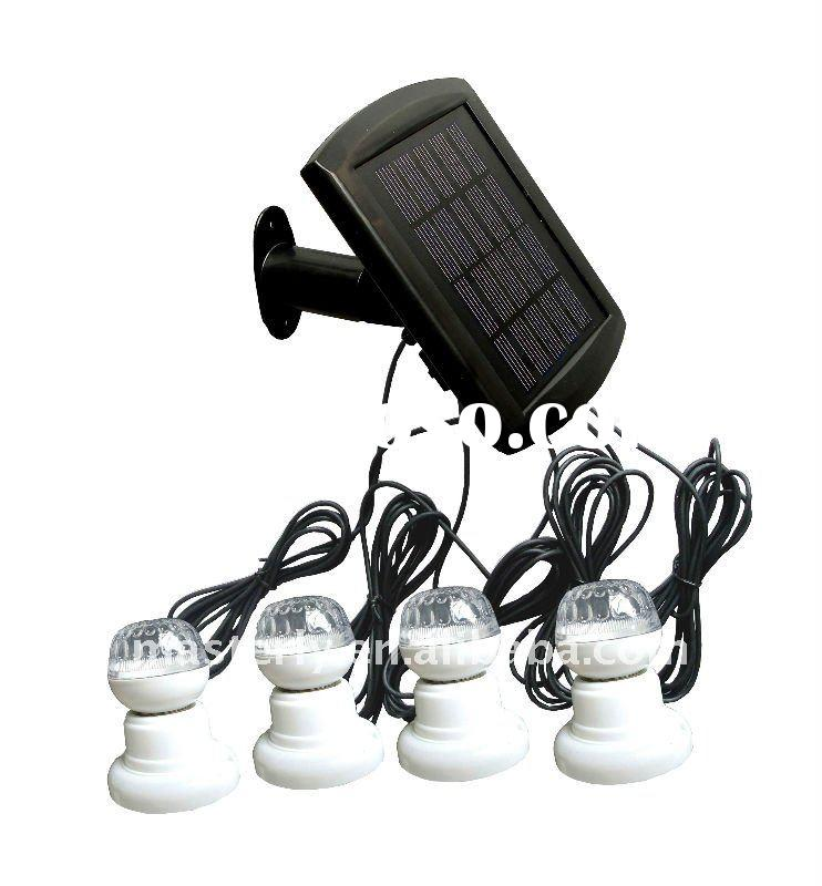 1.5W solar led kits, solar lighting kits, solar power kits