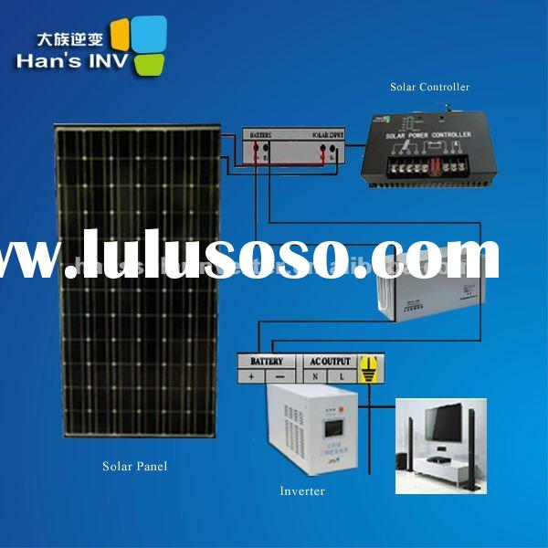 1kw home solar panel home system for sale HI-S1000A