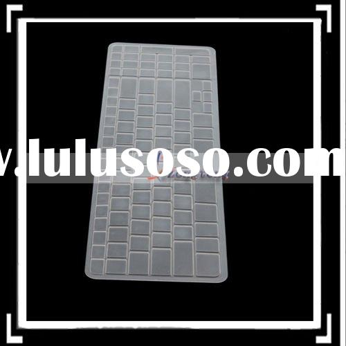 2011 Hot Laptop Keyboard Cover For Dell Inspiron 1564 15R N5010 Clear