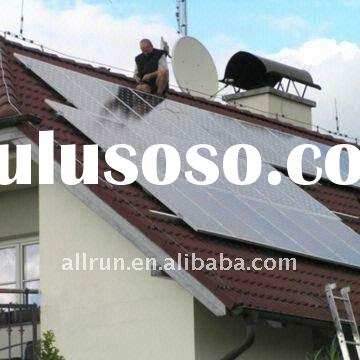 2011 NEW DESIGN solar system 10KW with A GRADE SOLAR PANEL