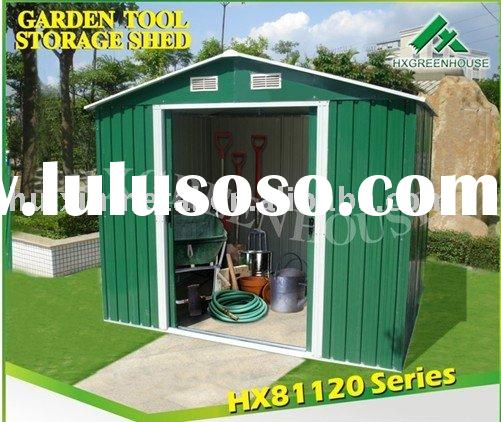 2011 Sale sheds for widely used in the market HX81122