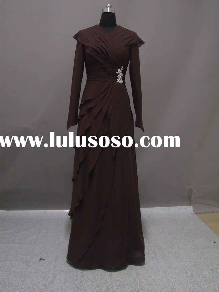2011 fashion arabic evening dress AE8