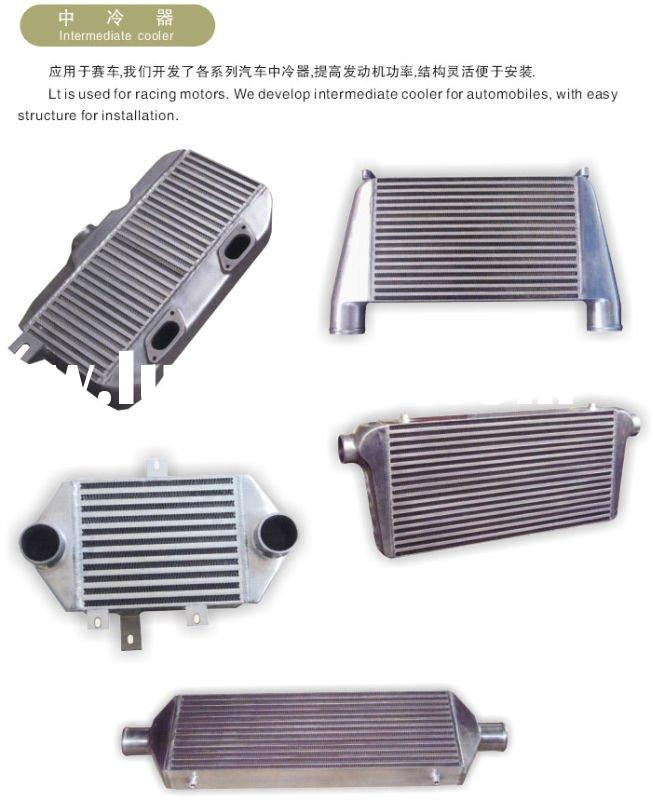 2012 Hot Auto Intercoolers for racing car and trucks