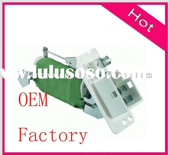 2012 Hot!(OE:1845791)OEM blower resistor auto parts opel astra