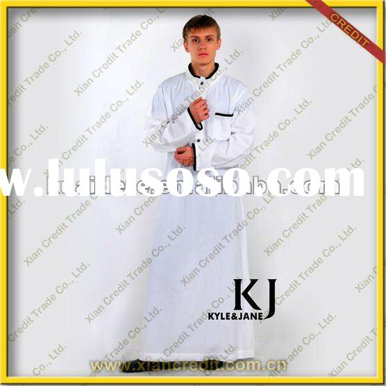 2012 Latest Model Fashion Cotton Kurta Designs for Men KJT043
