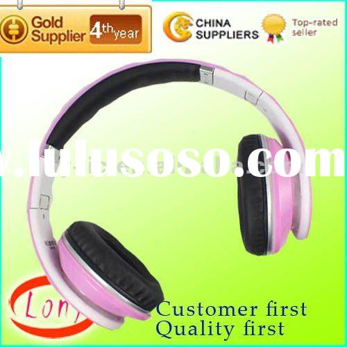 2012 Top Quality Products at Competitive Factory Prices!!! headphone/earphone best price for you