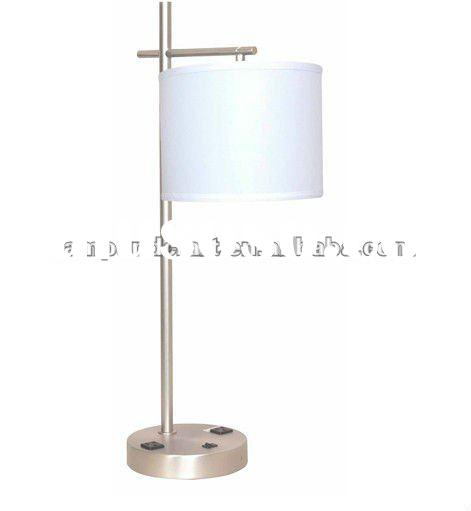 Cool  Table Lamps With Power Outlets On Pinterest  Led Desk Lamp Desks And