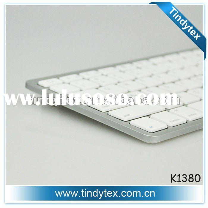 2012 classic design super slim rechargeable wireless mouse and keyboard
