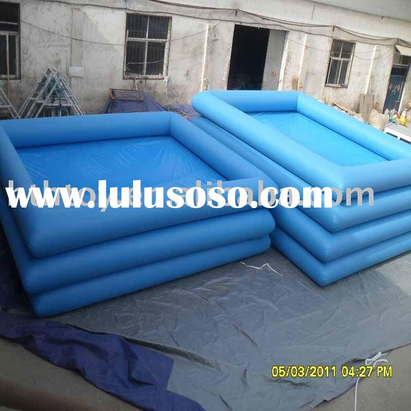 2012 hot sale PVC inflatable swimming pool