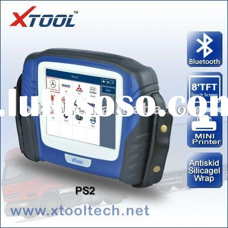 2012 new arrival PS2 Heavy Duty Truck Diagnostic Scanner