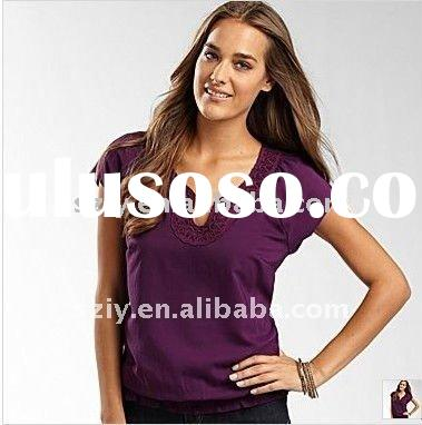 2012 new arrivals fashion blouse trendy women