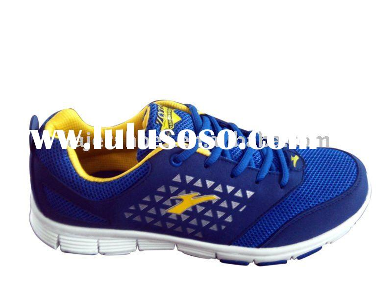2012 new design ane best sell soft sole men gym shoes