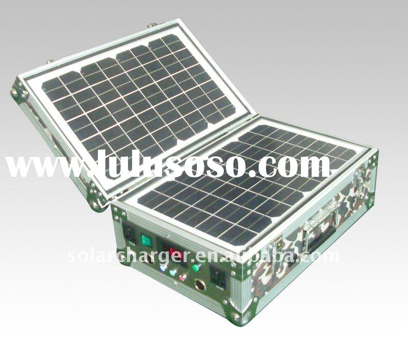 Portable Solar Power Kits Portable Solar Power Kits