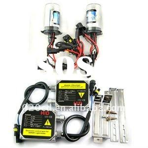 35W Halogen Hi Xenon Low HID Conversion Kit H13 2 8000K