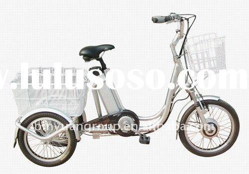 Electric Bikes 3 Wheels wheel electric bicycle