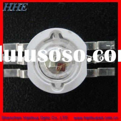 3w rgb led high power led for stage light (6pins)