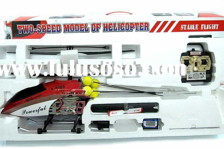 42inch 8005 Metal Gyro RC Helicopter