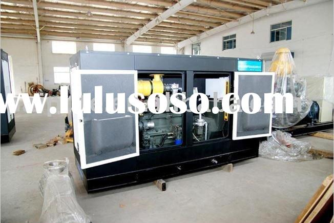 50kW gas generator set with biogas or natural gas as fuel