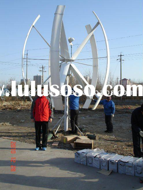 5kw MAGLEV vertical axis wind turbine