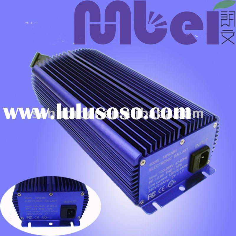 600W MH/HPS Electronic Digital Ballast for grow light