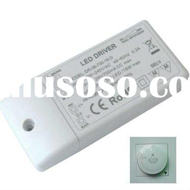 700mA triac dimmable led driver