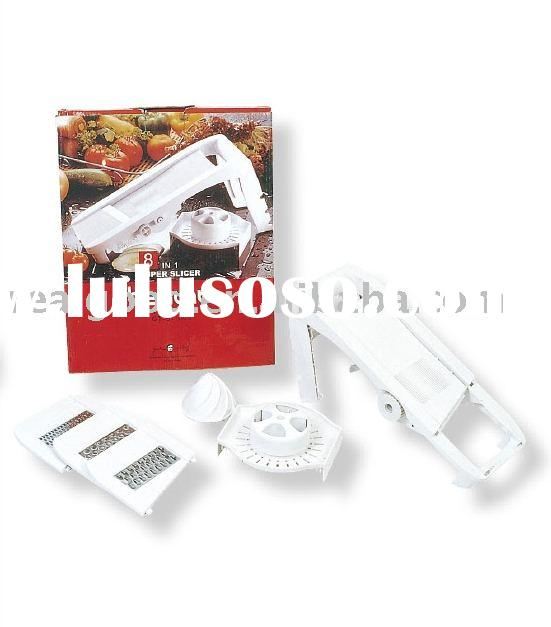 8 In 1 Super Slicer, As Seen On TV Slicer, Vidalia Slicer Wizard Slicer, Model:31508