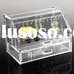 Acrylic Earring Case/display stand/holder/rack