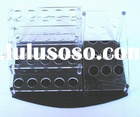 Acrylic cosmetic display(organizer,rack,stand,holder,counter display)