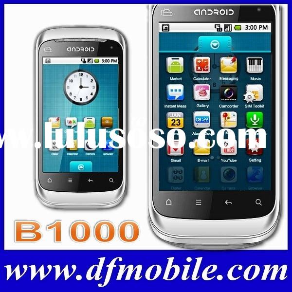 Andriod Dual Sim TV GPS WIFI Pear Phone For Sale B1000