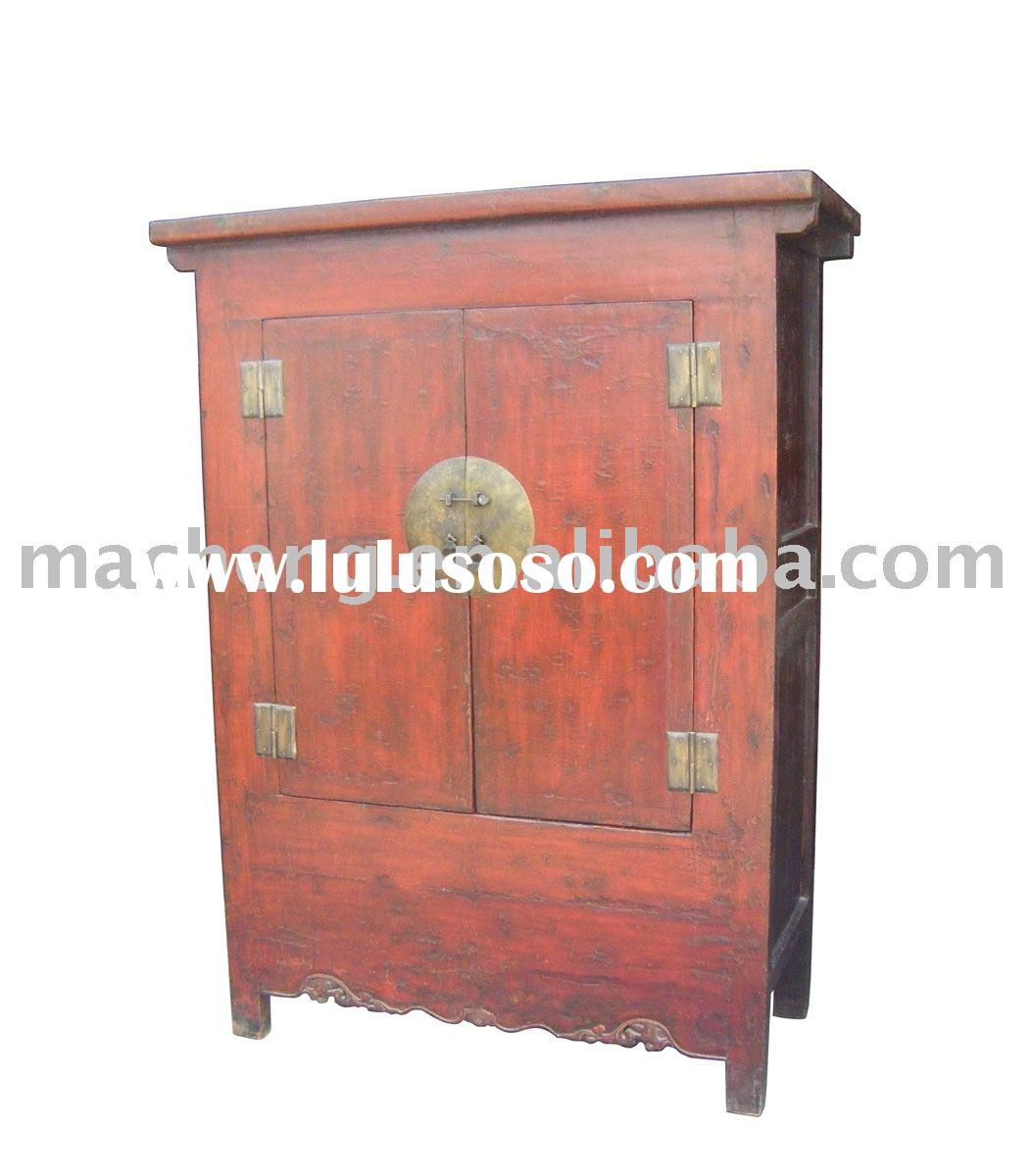 Antique & Reproduction Furniture, Cabinets & Chests, Chinese Antique Big Cabinet