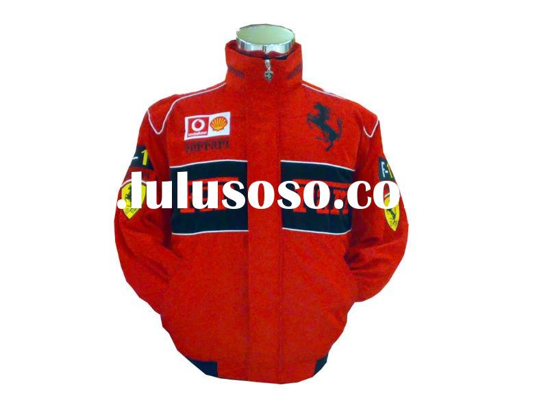 Auto Racing Jackets manufacturer,OEM service provided