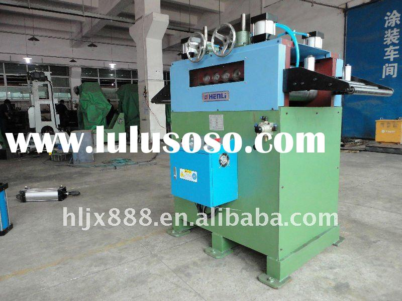 Automatic sheet metal leveling machine