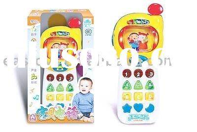 BABY PHONE TOY , educational toy , kid toy