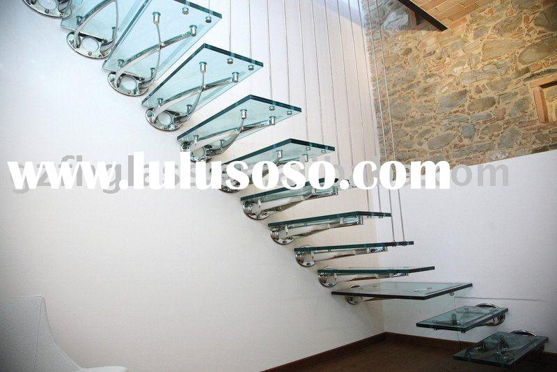 BG-01 Building glass,tempered glass stairs,home tempered glass