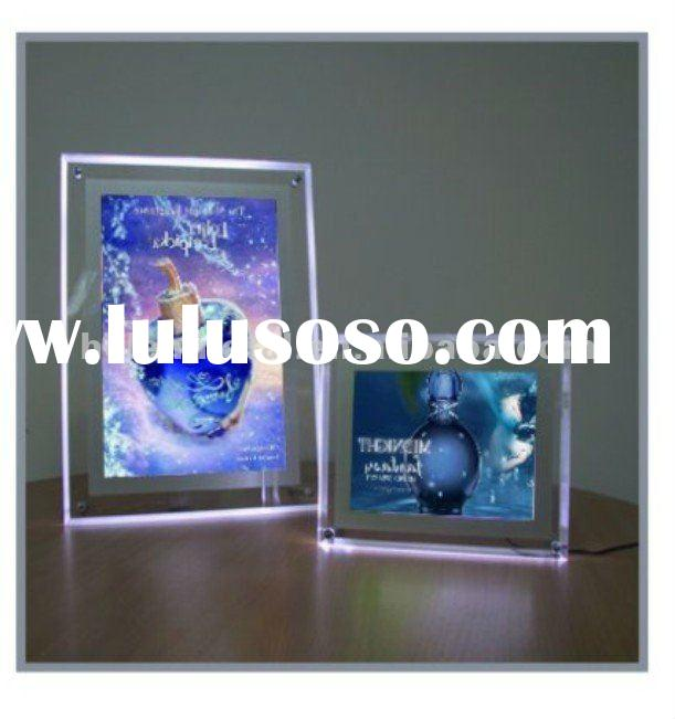 Battery Powered Led Light Box