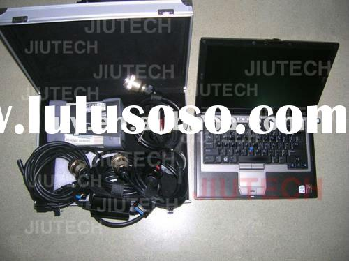 Benz MB Star C3 with Dell D30 Laptop Mercedes Star Diagnosis Tool