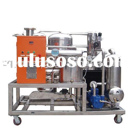 Boiler System Oil Filtration Machine Wasted Oil Recycling Equipment