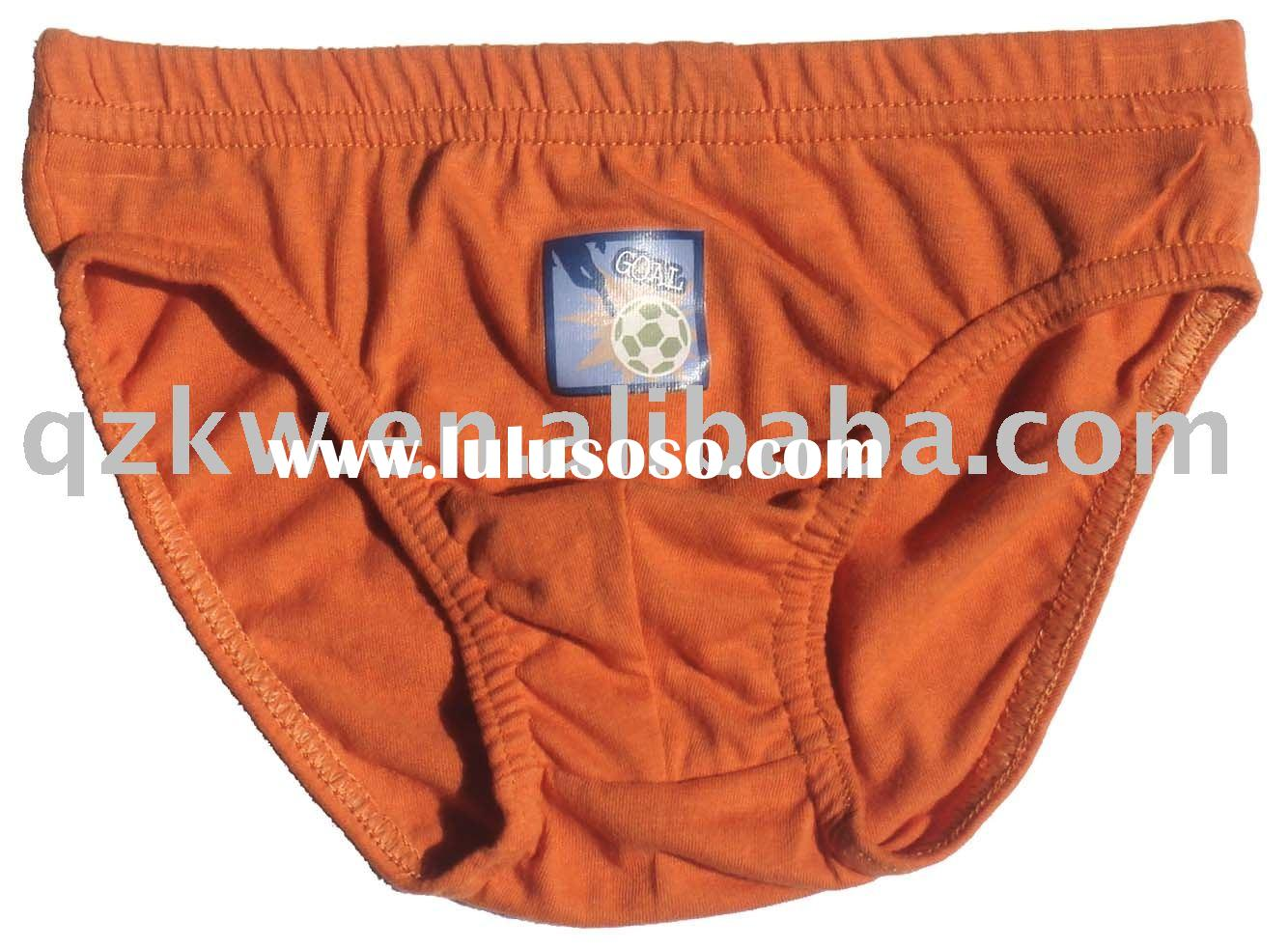 Boy's underwear (boy's boxers, children's underwear, boy's briefs)