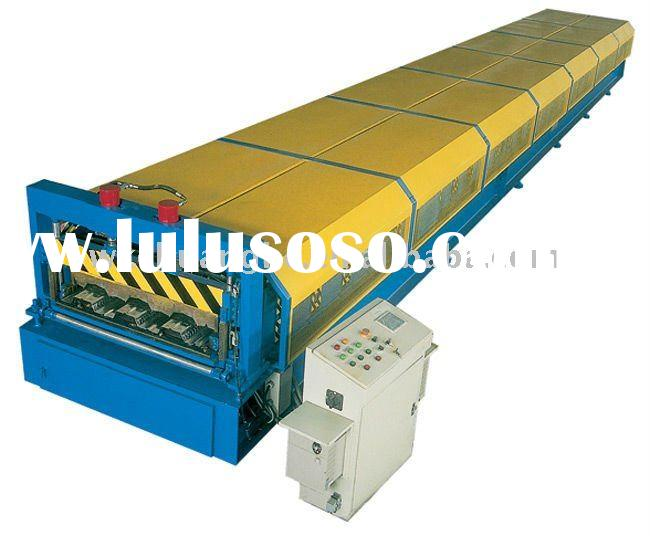 CH51-315-945 floor decking panel roll forming machine