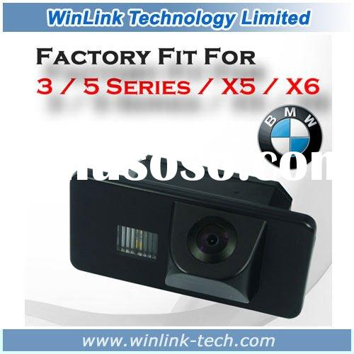 Car Rear View Camera For BMW 1/3/5/6 Series X3 X5 E39 E81 E87 E90 E91 E92 E60 E61 E70 E71