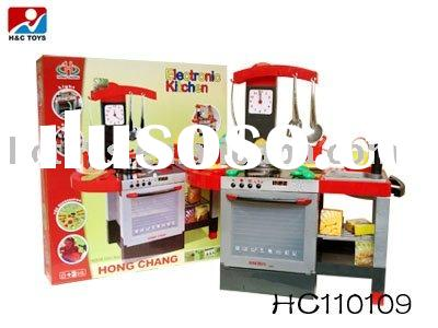 Children kitchen tool set cooking set toy HC110109