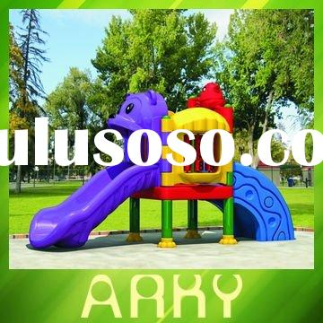 Children's Plastic Home Outdoor Playground