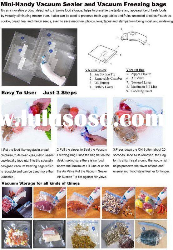 Cooking tools-vacuum Food sealer