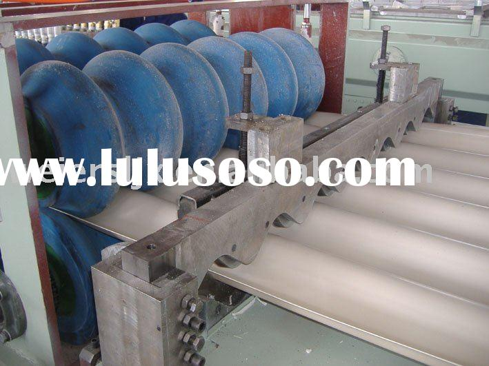 Corrugated Roofing Sheet Extrusion Line---Plastic Machine