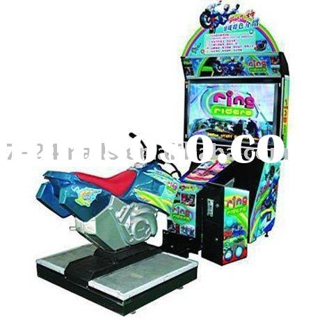 Cross-country Motor racing game machine.coin operated game machine