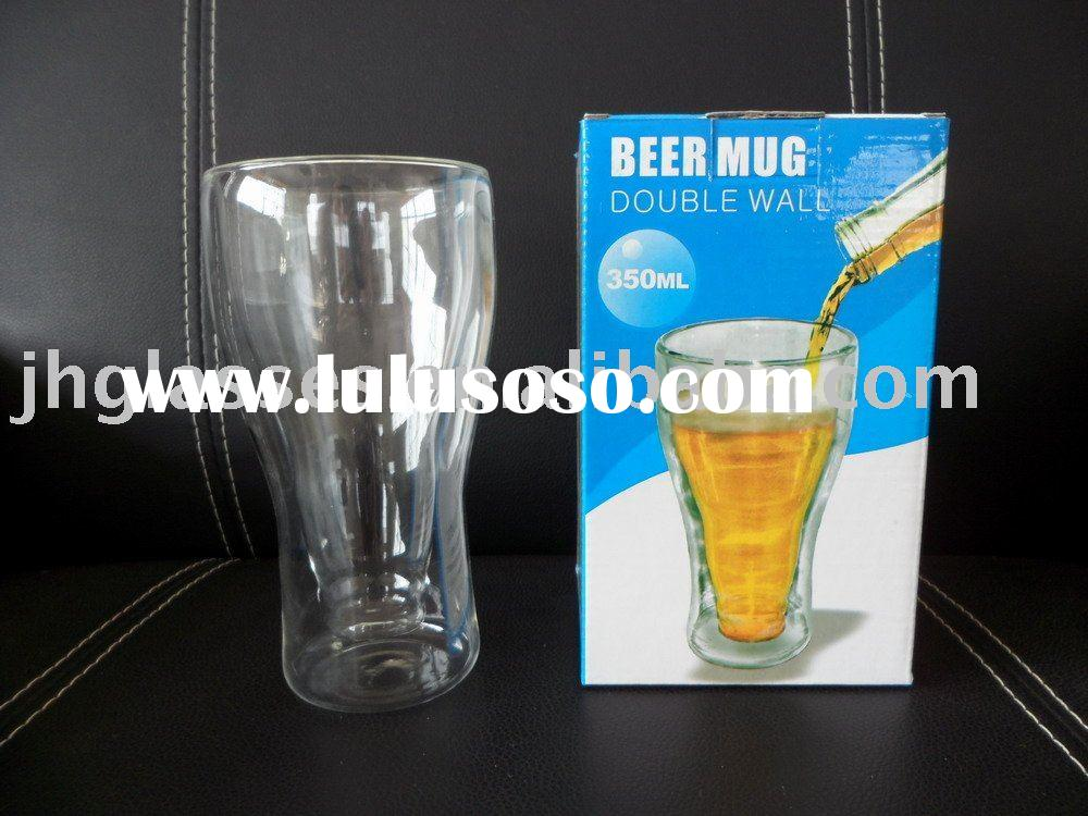 DOUBLE WALL BEER MUG