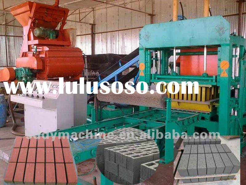 Dongyue brand fly ash brick machine