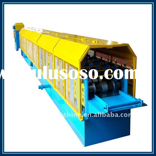 Down pipe/Downspout cold roll forming machine with machine with elbow machine