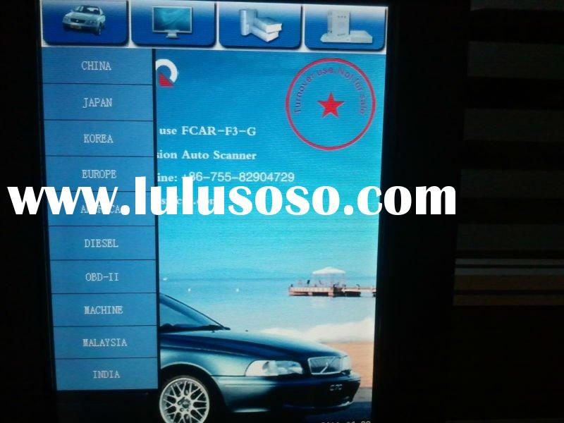 F3-G Original Heavy Duty + car Diagnostic Professional